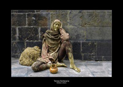 SantacanaTeresa-Estatua urbana-1Kv